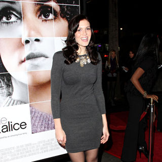Mandy Moore in Los Angeles Premiere of 'Frankie And Alice' - Arrivals