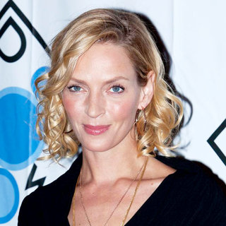 Uma Thurman in Room to Grow Benefit Gala - Arrivals