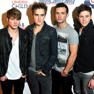 McFly in Jingle Bell Ball  at The O2 Arena - wenn5580538