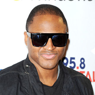Taio Cruz in Jingle Bell Ball at The O2 Arena