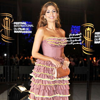 Eva Mendes in Marrakech 10th International Film Festival - Short Film Award Ceremony - Arrivals