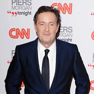 Piers Morgan in Launch of CNN's 'Piers Morgan Tonight' - Arrivals