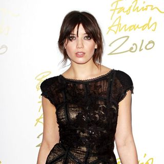 Daisy Lowe in The British Fashion Awards 2010 - Arrivals