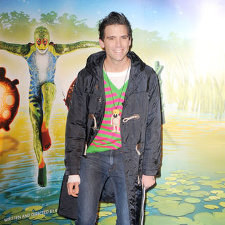 Mika in Cirque du Soleil UK Premiere of 'Totem' - Arrivals