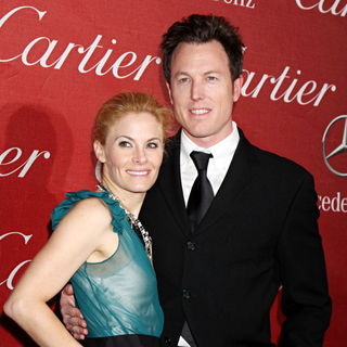 Marisa Zanuck, Dean Zanuck in 2011 Palm Springs International Film Festival Awards Gala Presented by Cartier
