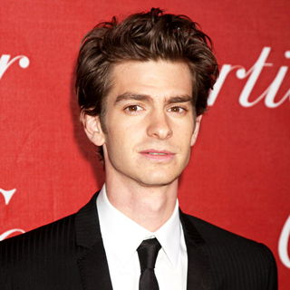 Andrew Garfield in 2011 Palm Springs International Film Festival Awards Gala Presented by Cartier