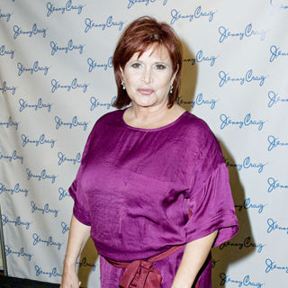 Jenny Craig Announces New Celebrity Spokesperson, Actress Carrie Fisher, at A Press Conference - wenn5593719