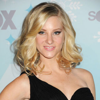 Heather Morris in The FOX TCA Winter 2011 Party - Arrivals - wenn5593792