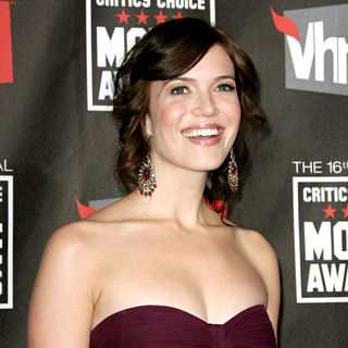 Mandy Moore in 16th Annual Critics' Choice Awards - Arrivals