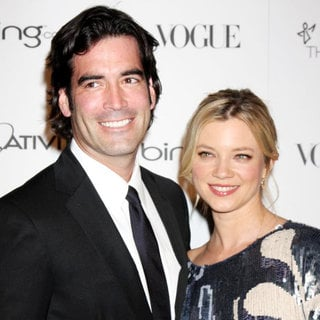 Carter Oosterhouse, Amy Smart in Art Of Elysium's 4th Annual 'Heaven' Charity Gala - Arrivals