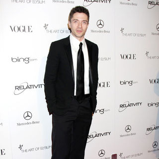 Topher Grace in Art of Elysium's 4th Annual 'Heaven' Charity Gala - Arrivals