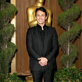 James Franco in 83rd Annual Academy Awards Nominee Luncheon