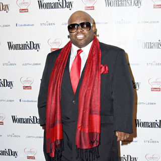 Cee-Lo in Woman's Day Red Dress Awards & Campbell's AdDress Your Heart