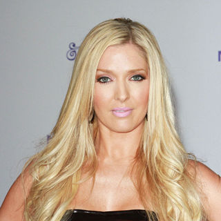 "Erika Jayne in Los Angeles Premiere of ""Justin Bieber: Never Say Never"""