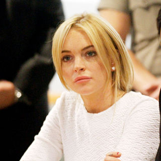 Lindsay Lohan in Lindsay Lohan to be Formally Charged with Felony Grand Theft