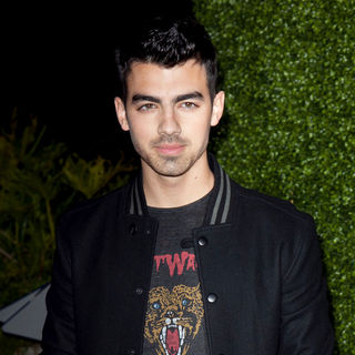 Joe Jonas, Jonas Brothers in The Black Eyed Peas & Friends Peapod Benefit Concert