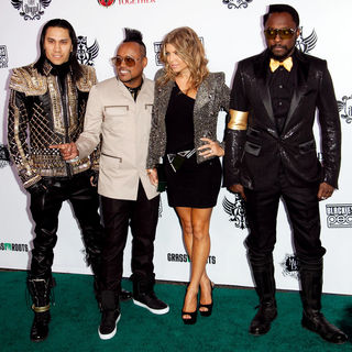Black Eyed Peas in The Black Eyed Peas & Friends Peapod Benefit Concert