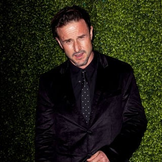 David Arquette in The Black Eyed Peas & Friends Peapod Benefit Concert