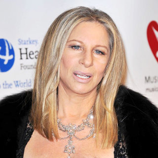 Barbra Streisand in 2011 MusiCares Person of The Year Tribute to Barbra Streisand