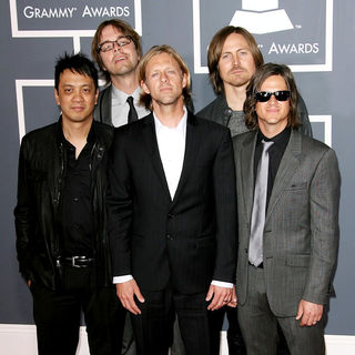 Switchfoot in The 53rd Annual GRAMMY Awards - Red Carpet Arrivals - wenn5607855
