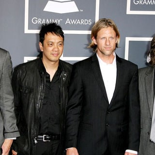 Switchfoot in The 53rd Annual GRAMMY Awards - Red Carpet Arrivals - wenn5607856