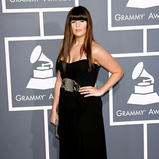 Hillary Scott, Lady Antebellum in The 53rd Annual GRAMMY Awards - Red Carpet Arrivals