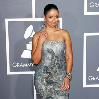 Mya in The 53rd Annual GRAMMY Awards - Red Carpet Arrivals
