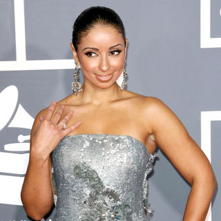 Mya - The 53rd Annual GRAMMY Awards - Red Carpet Arrivals