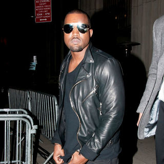 Kanye West in The 2011 Sports Illustrated Swimsuit Launch Party