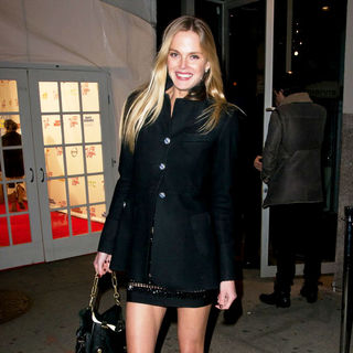Shannan Click in The 2011 Sports Illustrated Swimsuit Launch Party