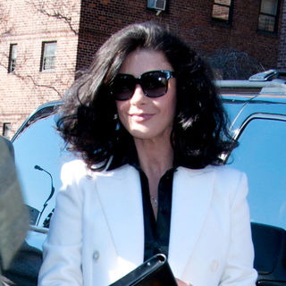 Catherine Zeta-Jones in Mercedes-Benz IMG New York Fashion Week Fall 2011 - Michael Kors - Arrivals