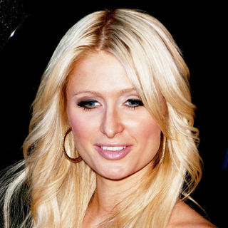 Paris Hilton in 'The Late Show with David Letterman' at The Ed Sullivan Theater - Departures