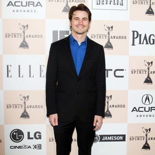 Jason Ritter in The 2011 Film Independent Spirit Awards - Arrivals