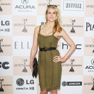 Lucy Punch in The 2011 Film Independent Spirit Awards - Arrivals - wenn5615461