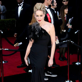 Sharon Stone in 83rd Annual Academy Awards (Oscars) - Arrivals
