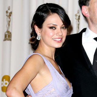 Mila Kunis in 83rd Annual Academy Awards (Oscars) - Press Room