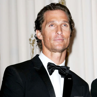 Matthew McConaughey in 83rd Annual Academy Awards (Oscars) - Press Room