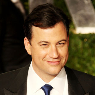 Jimmy Kimmel in 2011 Vanity Fair Oscar Party - Arrivals