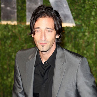 Adrien Brody in 2011 Vanity Fair Oscar Party - Arrivals