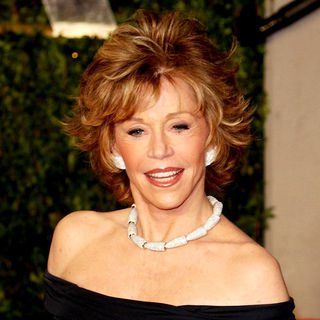 Jane Fonda in 2011 Vanity Fair Oscar Party - Arrivals - wenn5616596