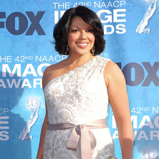 Sara Ramirez in 42nd NAACP Image Awards - Arrivals