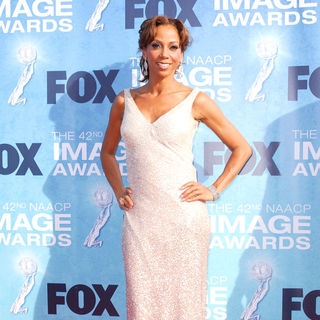 Holly Robinson Peete in 42nd NAACP Image Awards - Arrivals