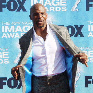 Terry Crews in 42nd NAACP Image Awards - Arrivals
