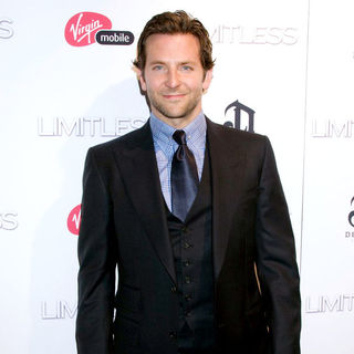 Bradley Cooper - The New York Premiere of 'Limitless' - Inside Arrivals