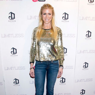 Jill Martin in The New York Premiere of 'Limitless' - Inside Arrivals