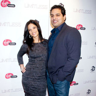 Darlene Rodriguez in The New York Premiere of 'Limitless' - Inside Arrivals