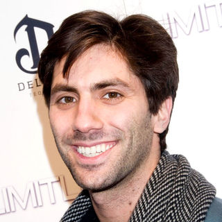 Nev Schulman in The New York Premiere of 'Limitless' - Inside Arrivals