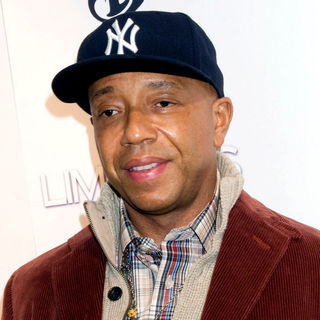 Russell Simmons in The New York Premiere of 'Limitless' - Inside Arrivals
