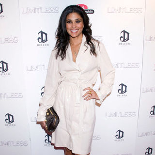 Rachel Roy in The New York Premiere of 'Limitless' - Inside Arrivals