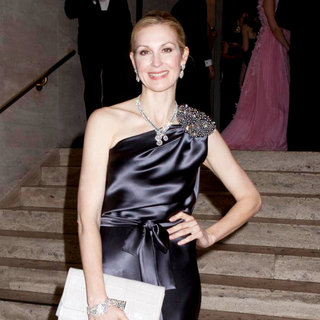 Kelly Rutherford in 2011 School of American Ballet Winter Ball